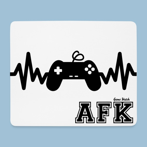 AFK Mousepad - Mousepad (Querformat)