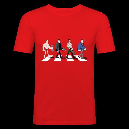 Arnie Schwarzie - T-shirt près du corps Homme