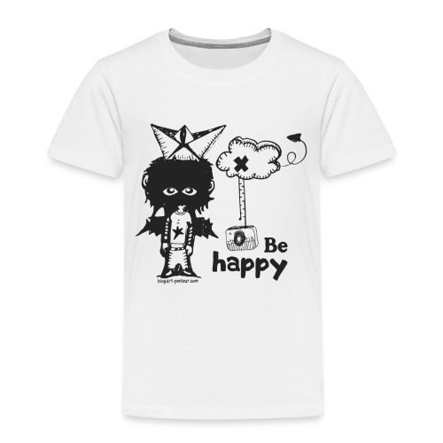 Be Happy - Kids - T-shirt Premium Enfant