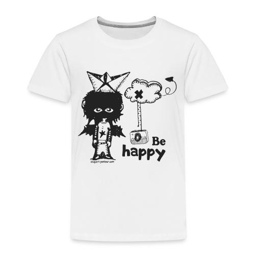 Be Happy - Kids - T-shirt Premium Enfant