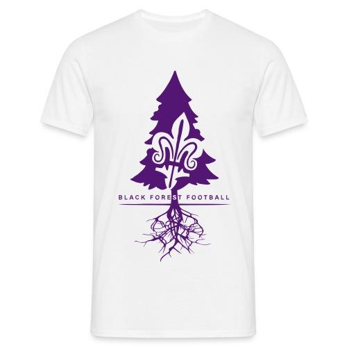 Black Forest Football Roots - Männer T-Shirt