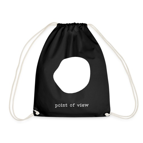 Point of view, Cotton Gym Bag - Turnbeutel