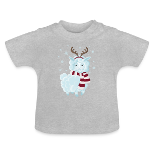 T-shirt bébé Merry Winter - T-shirt Bébé