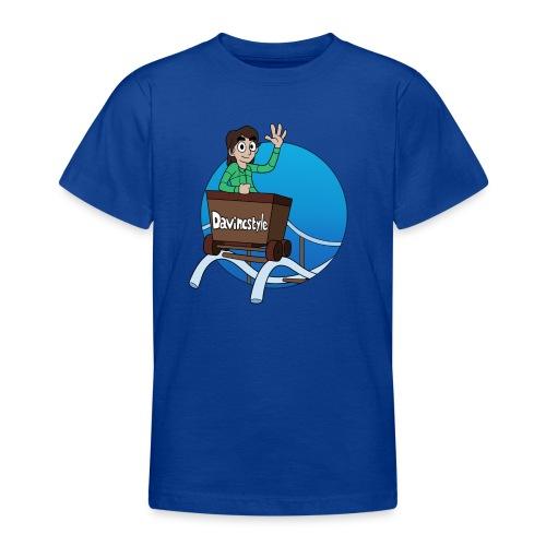 Vincent logo - Shirt (PUBER 9 T/M 14 JAAR) - Teenager T-shirt