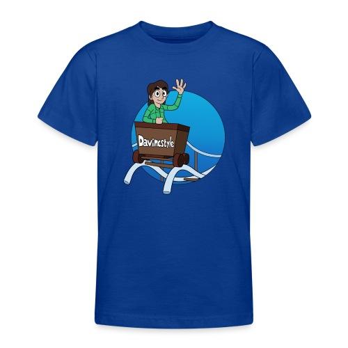 Vincent logo nieuw - Shirt (PUBER 9 T/M 14 JAAR) - Teenager T-shirt