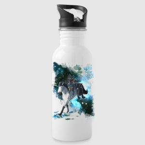TRINKFLASCHE - Silver and Friends - Trinkflasche