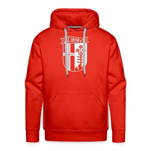 FT-Hoody Wappen  - Männer Premium Hoodie