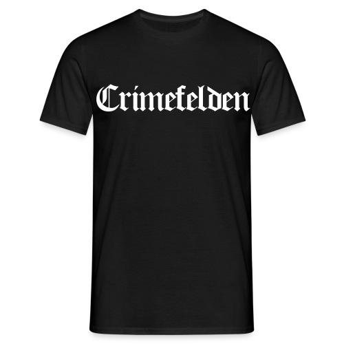 Crimefelden Shirt - Männer T-Shirt