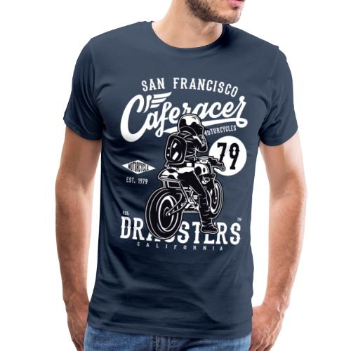 Cafe Racer 79 - Mens Premium T-Shirt - Men's Premium T-Shirt