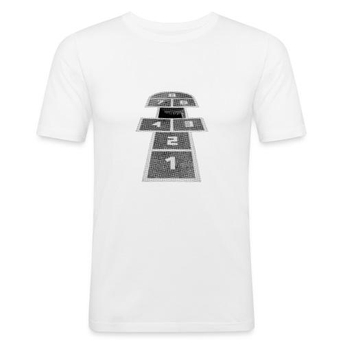 Funny Games - Männer Slim Fit T-Shirt