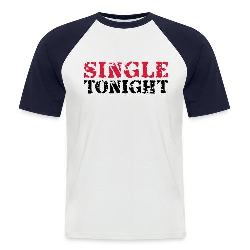 Camisa singles - Camiseta béisbol manga corta hombre