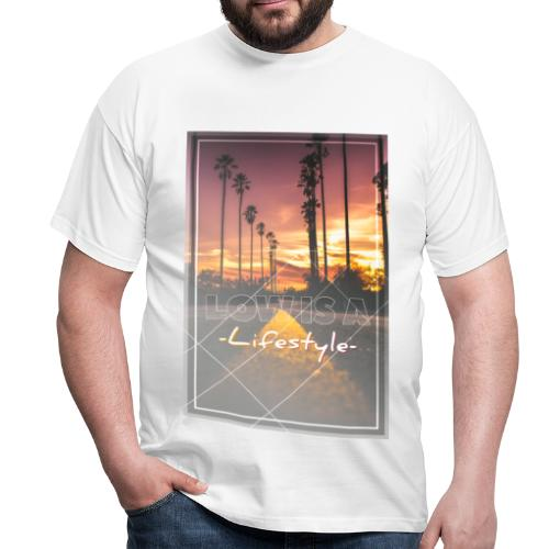 Low is a lifestyle - Men's T-Shirt