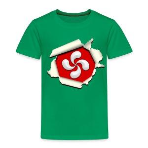 Croix du Pays Basque - Lauburu - T-shirt Premium Enfant