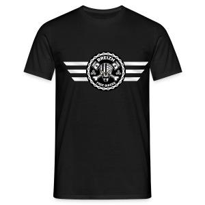 Breizh Free Bikers - T-shirt Homme