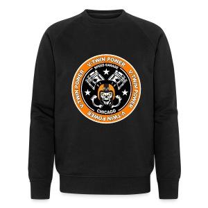 V-Twin skull biker - Sweat-shirt bio Stanley & Stella Homme