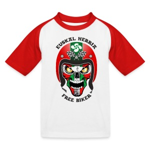 Basque Bikers - T-shirt baseball Enfant