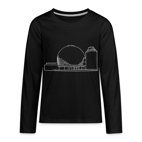 Planetarium Berlin - Teenager Premium Langarmshirt