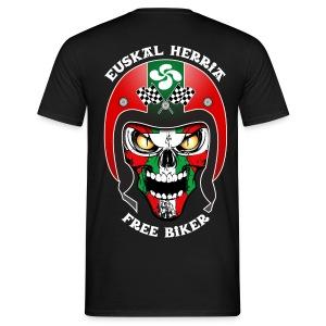 Basque Bikers - T-shirt Homme