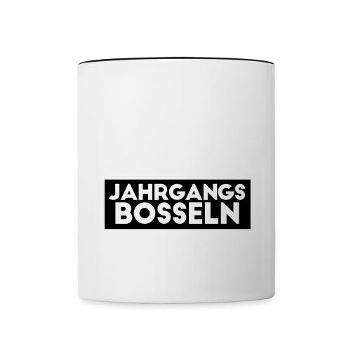 Tasse - JGB - Tasse zweifarbig