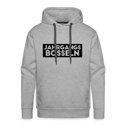 Hoodie für Herren - JGB - Männer Premium Hoodie