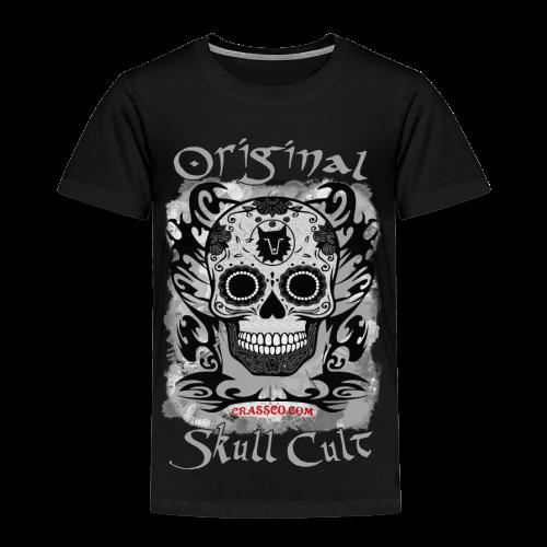 SKULL CULT Kids - Kinder Premium T-Shirt