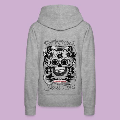 SKULL CULT - Frauen Premium Hoodie