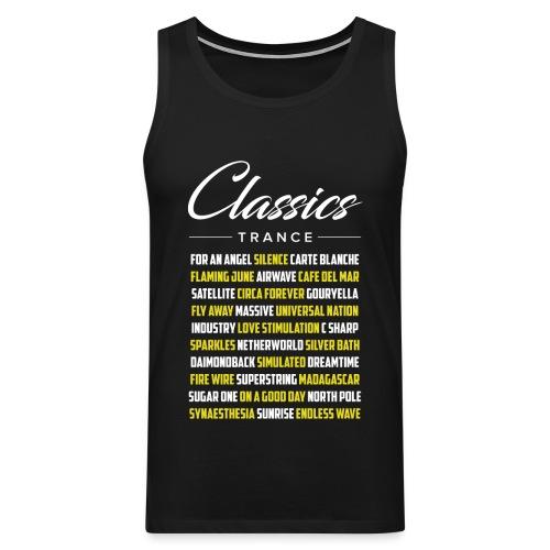 TFB | Trance Classics - Men's Premium Tank Top