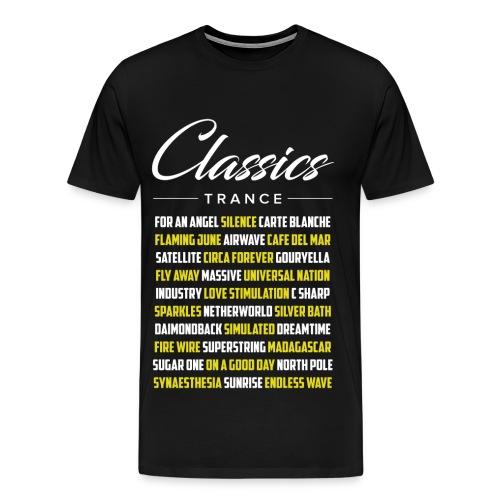 TFB | Trance Classics - Men's Premium T-Shirt