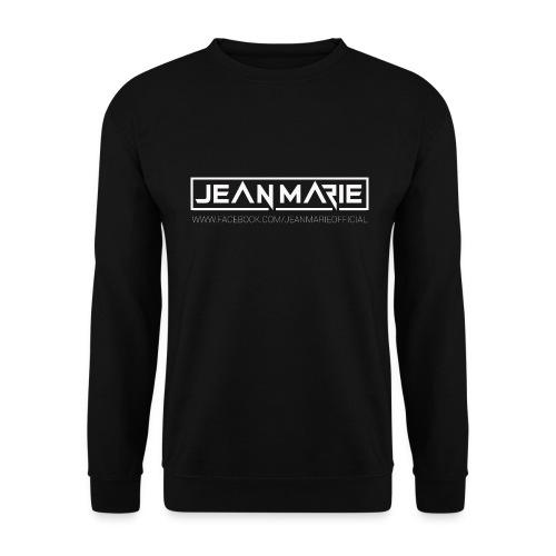 Jean Marie - Felpa Unisex - Felpa da uomo