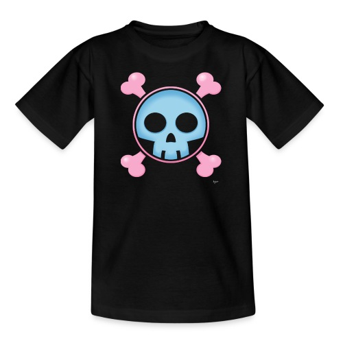 Dinky Skull Cute - T-shirt Enfant