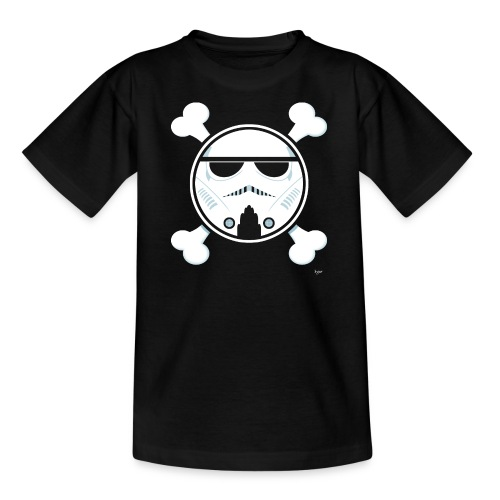 Dinky Skull Trooper - T-shirt Enfant