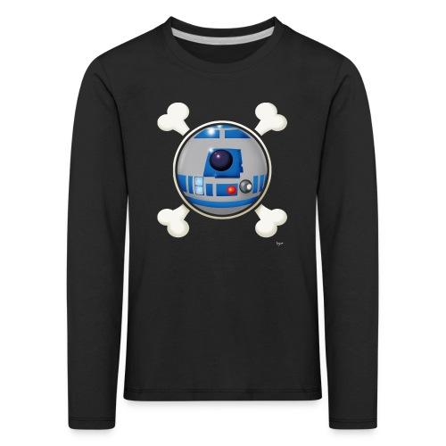 Dinky Skull Artoo - T-shirt manches longues Premium Enfant