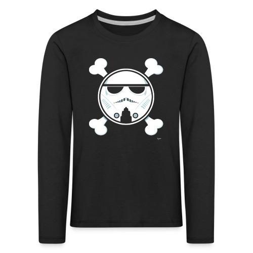 Dinky Skull Trooper - T-shirt manches longues Premium Enfant