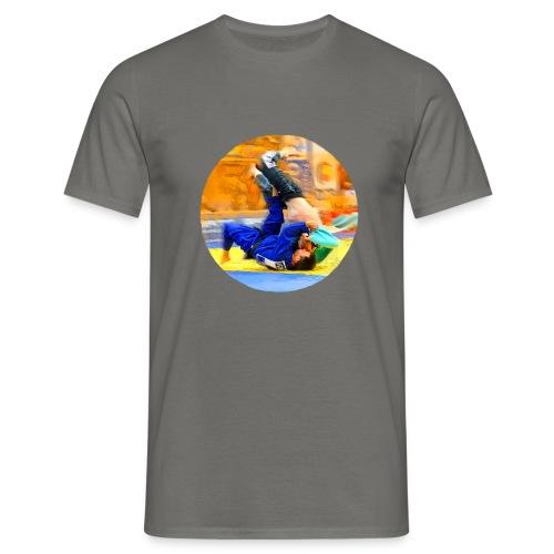 Sumi-gaeshi-Judowurf T-Shirts - Männer T-Shirt