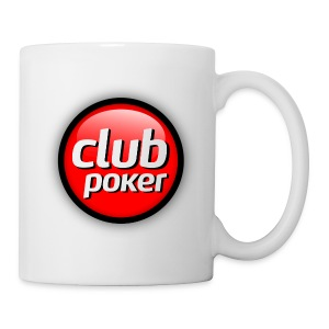 Mug Club Poker - Tasse