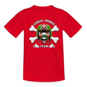 Basque Bikers Team - T-shirt Enfant