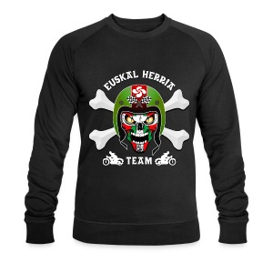 Basque Bikers Team - Sweat-shirt bio Stanley & Stella Homme