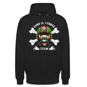 Basque Bikers Team - Sweat-shirt à capuche unisexe