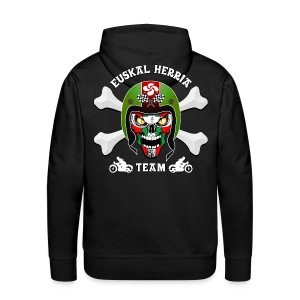 Basque Bikers Team - Sweat-shirt à capuche Premium pour hommes