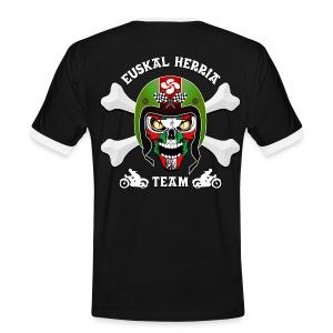 Basque Bikers Team - T-shirt contrasté Homme