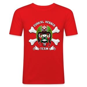Basque Bikers Team - Tee shirt près du corps Homme