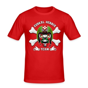 Basque Bikers Team - Tee shirt près du corps Homme