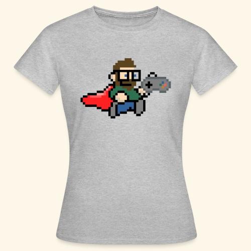 GamerGeek Logo Shirt GeekGirl - Frauen T-Shirt