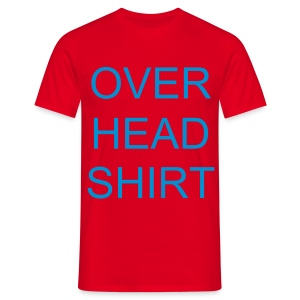 OVER HEAD SHIRT - Mannen T-shirt