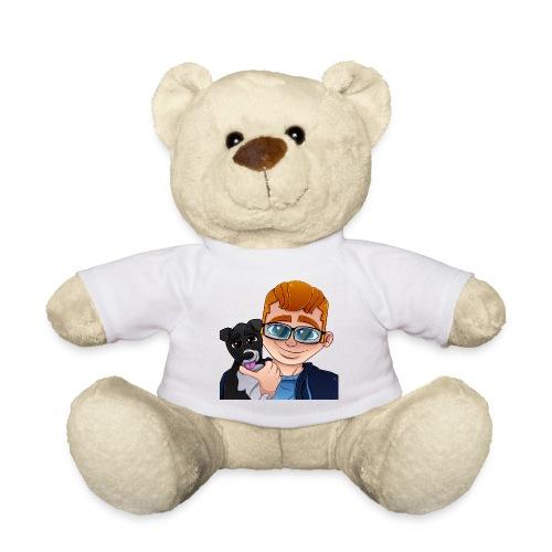 Ginga And Bella! Teddy Bear Design  - Teddy Bear