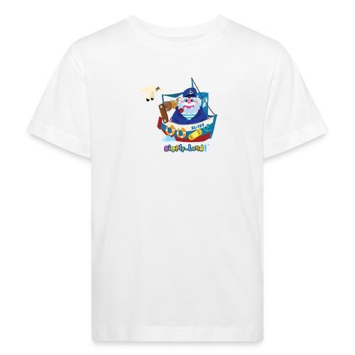 T-shirt du capitaine - T-shirt bio Enfant