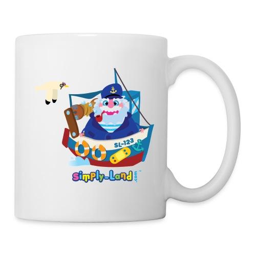 Tasse du capitaine - Mug blanc