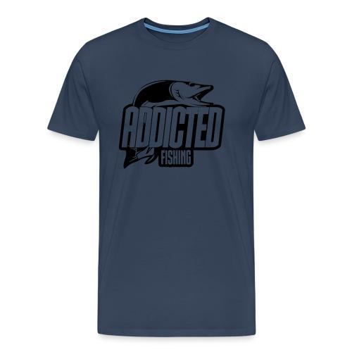 AddictedFishing Premium Homme - T-shirt Premium Homme