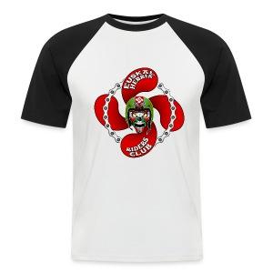 Basque Biker - T-shirt baseball manches courtes Homme