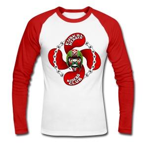 Basque Biker - T-shirt baseball manches longues Homme